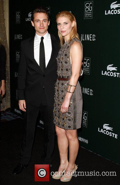 Hugh Dancy, Claire Danes and Beverly Hilton Hotel 2
