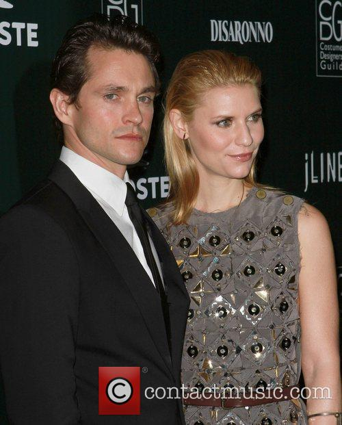 Hugh Dancy, Claire Danes and Beverly Hilton Hotel 3
