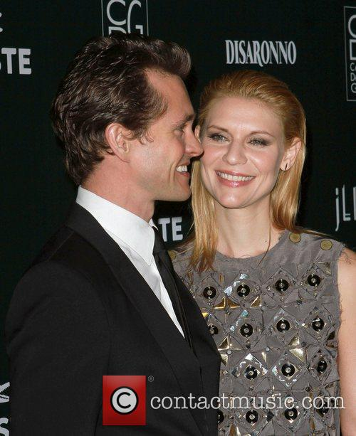 Hugh Dancy, Claire Danes and Beverly Hilton Hotel 5