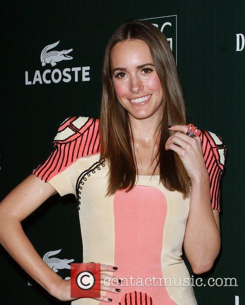 Louise Roe and Beverly Hilton Hotel 1