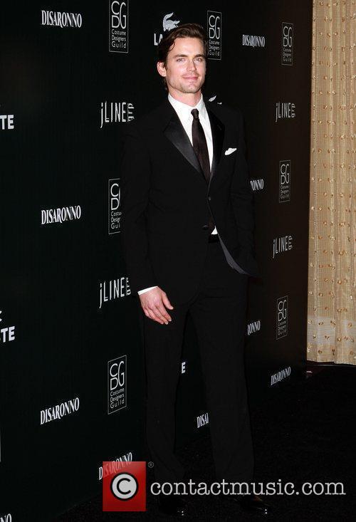 Matt Bomer and Beverly Hilton Hotel 3
