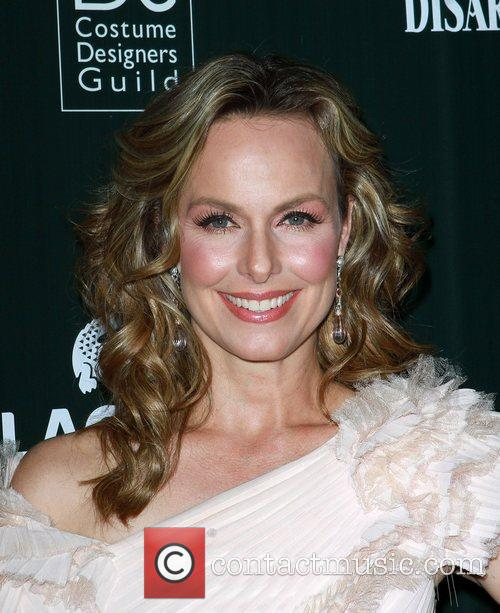 Melora Hardin and Beverly Hilton Hotel 3