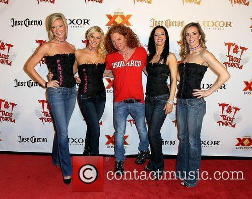 Carrot Top and Fantasy Girls Tacos & Tequila...