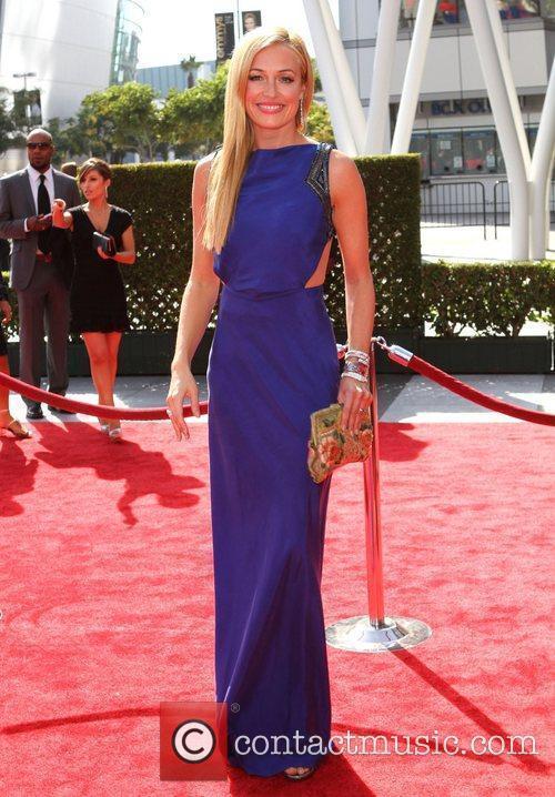 Cat Deeley 2011 Primetime Creative Arts Emmy Awards...