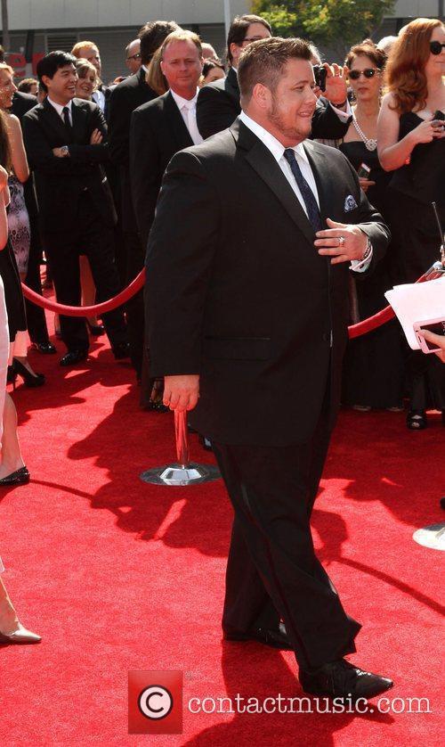 Chaz Bono  2011 Primetime Creative Arts Emmy...