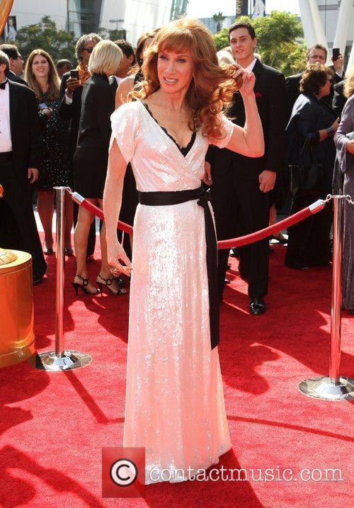 Kathy Griffin 2011 Primetime Creative Arts Emmy Awards...