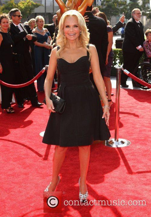 Kristin Chenoweth 2011 Primetime Creative Arts Emmy Awards...