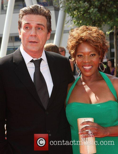Alfre Woodard Husband is Roderick Spencer 2011 Primetime...