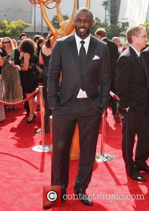 Idris Elba and Emmy Awards 2