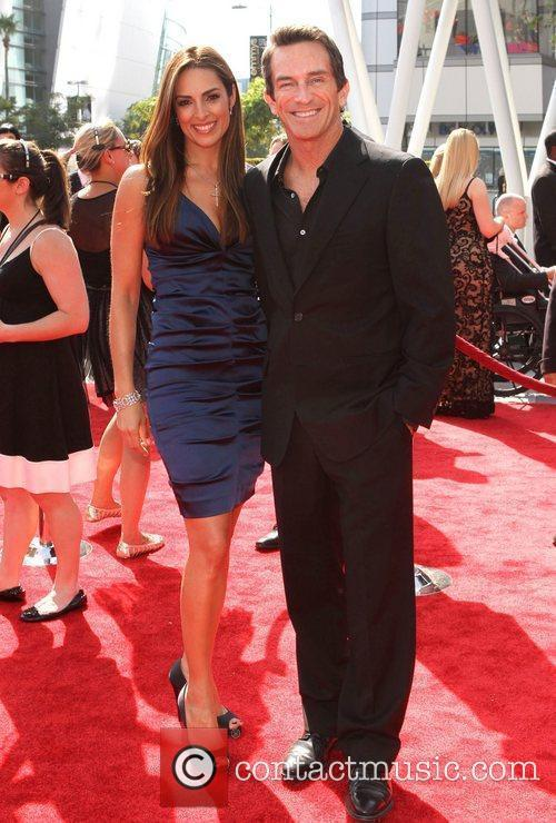 Jeff Probst and Emmy Awards 2