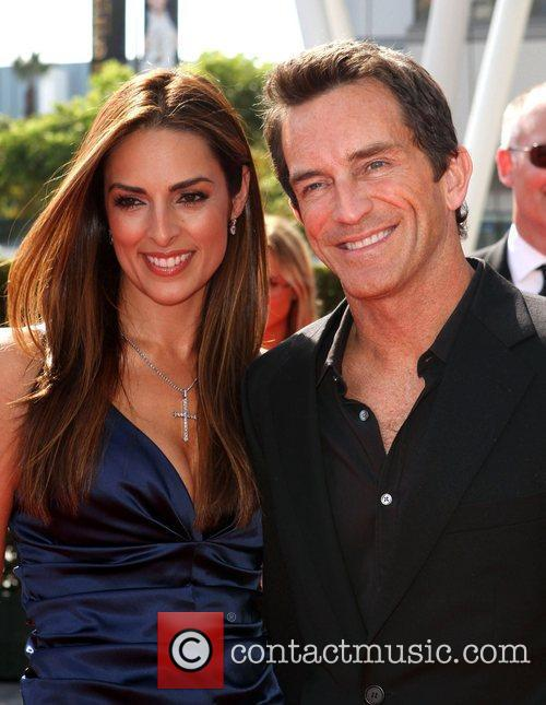 Jeff Probst and Emmy Awards 3