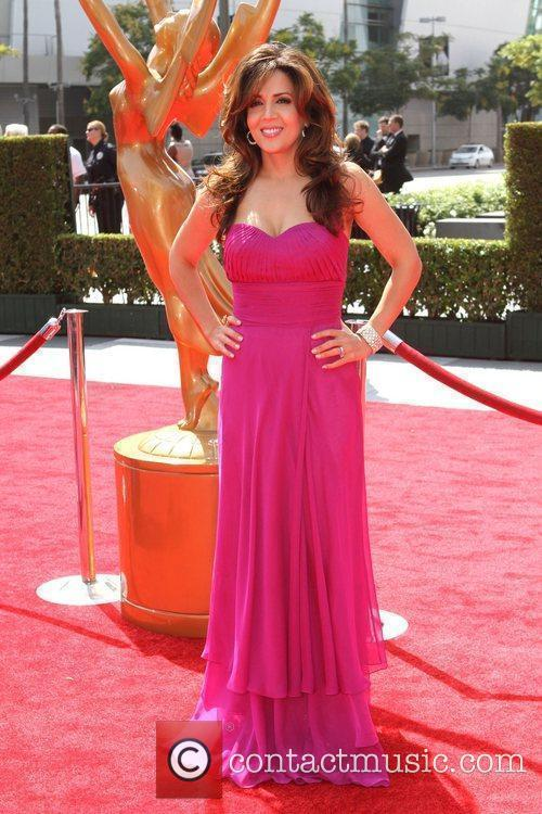 Maria Canals-Barrera 2011 Primetime Creative Arts Emmy Awards...