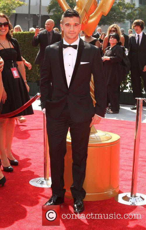 Mark Ballas and Emmy Awards 3