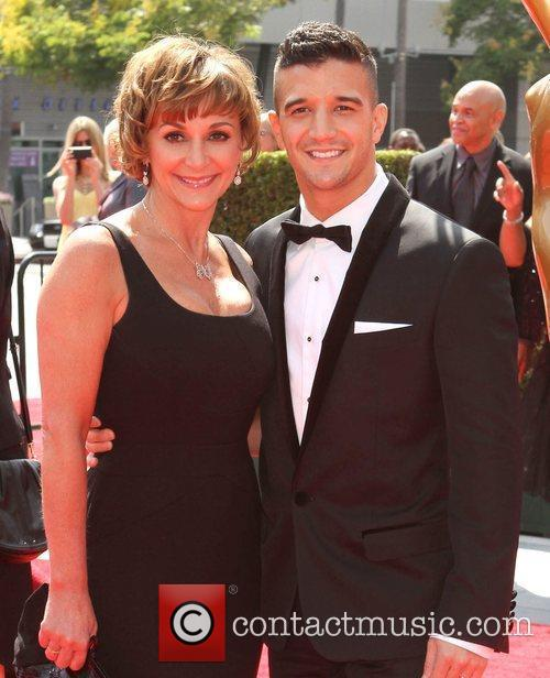 Mark Ballas and Emmy Awards 2