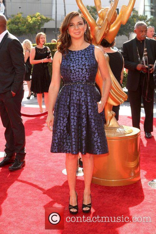 Maya Rudolph 2011 Primetime Creative Arts Emmy Awards...
