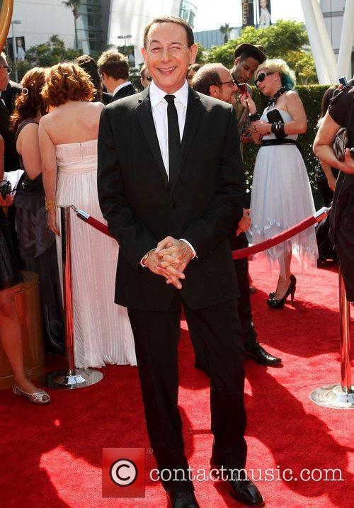 Paul Reubens and Emmy Awards 4