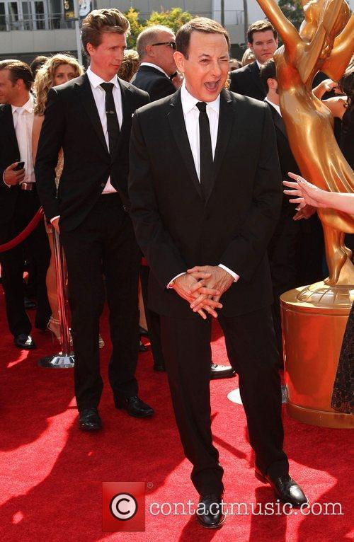 Paul Reubens and Emmy Awards 3
