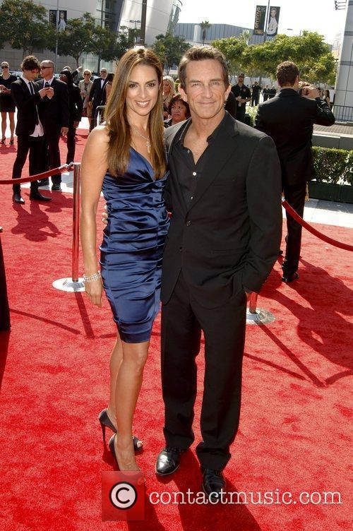Jeff Probst and Emmy Awards 1