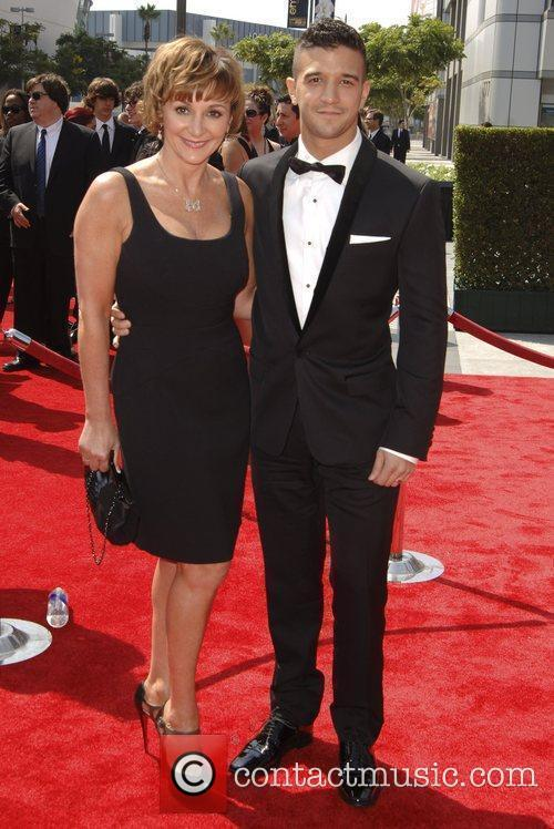 Mark Ballas and Emmy Awards 4