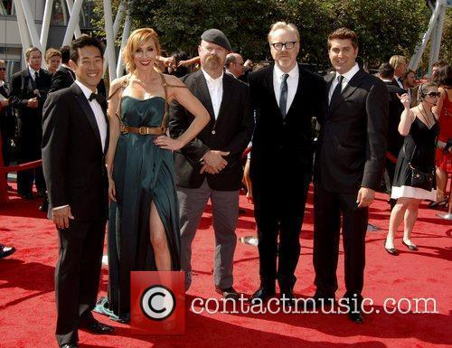 Mythbusters Cast and Emmy Awards 8