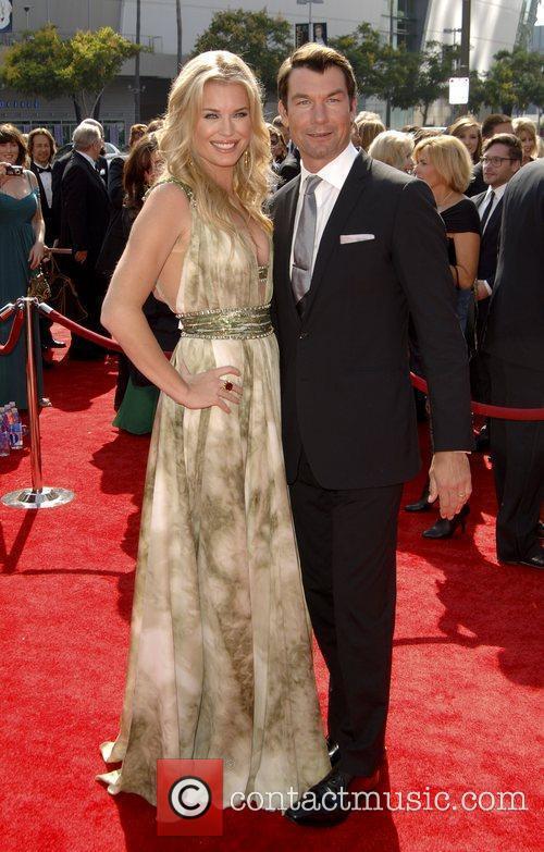 Rebecca Romijn, Jerry O'Connell  2011 Primetime Creative...