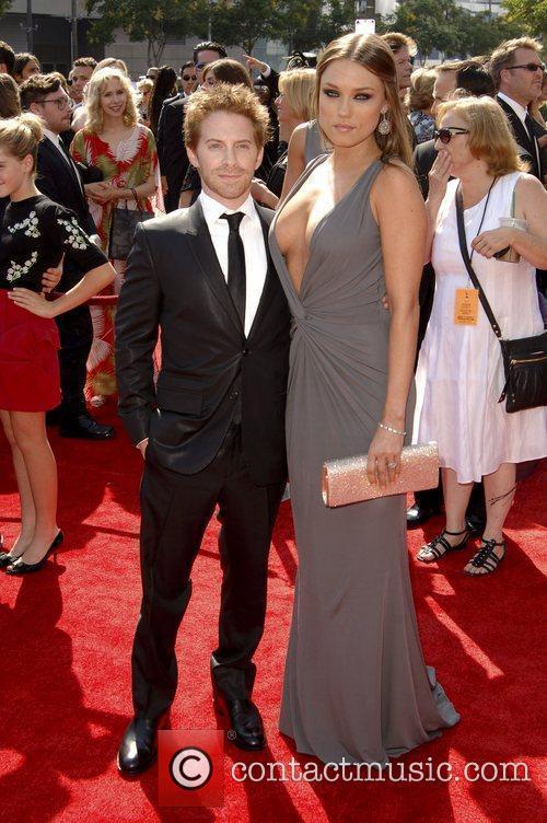 Seth Green, Clare Grant  2011 Primetime Creative...