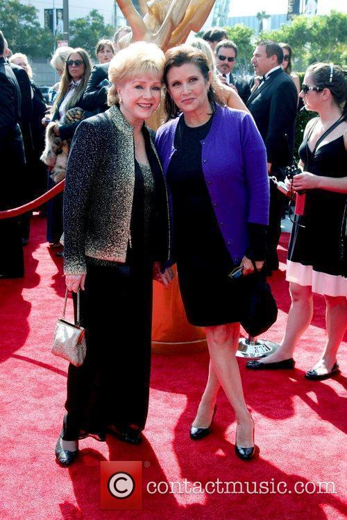 Debbie Reynolds, Carrie Fisher and Emmy Awards 5