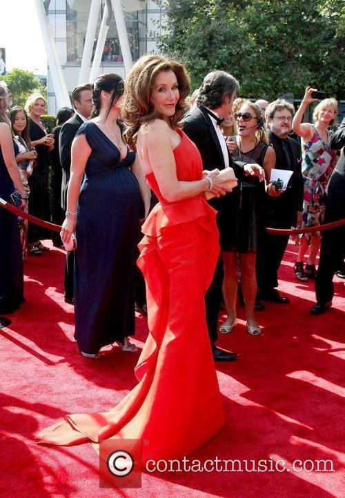 Mary McDonnell  2011 Primetime Creative Arts Emmy...