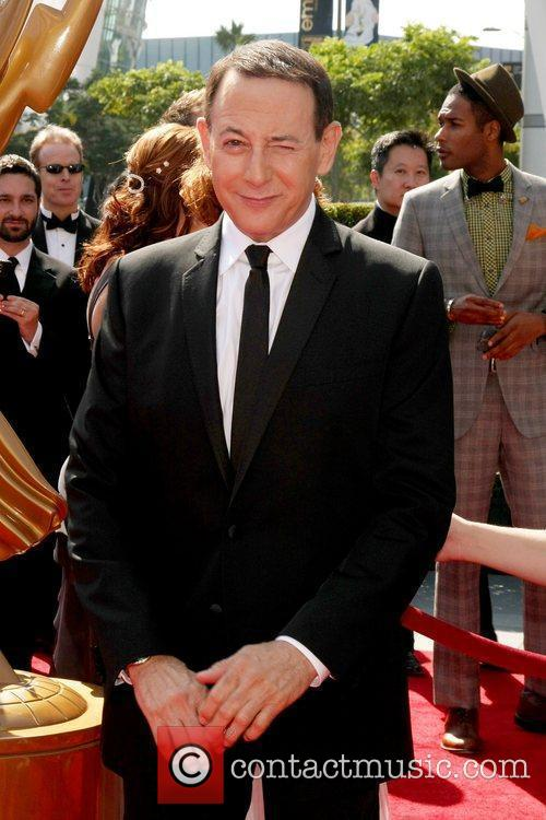 Paul Reubens and Emmy Awards 1