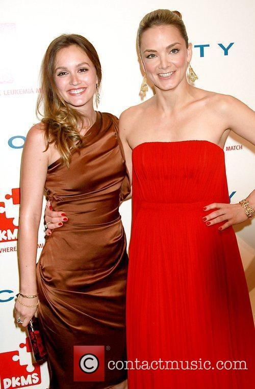 Leighton Meester and Katharina Harf 1