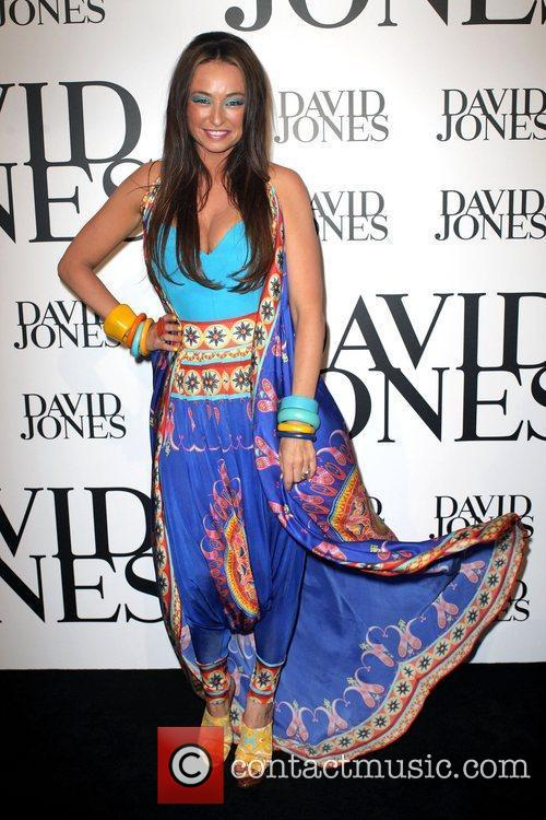 The David Jones department store holds its Spring/Summer...