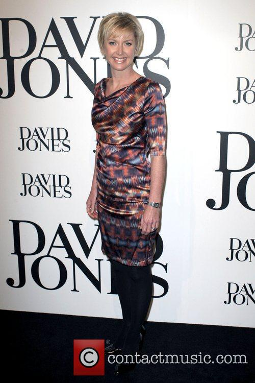 Guest The David Jones department store holds its...