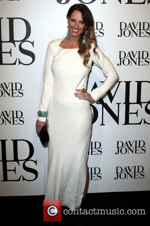 Samantha Wills The David Jones department store holds...