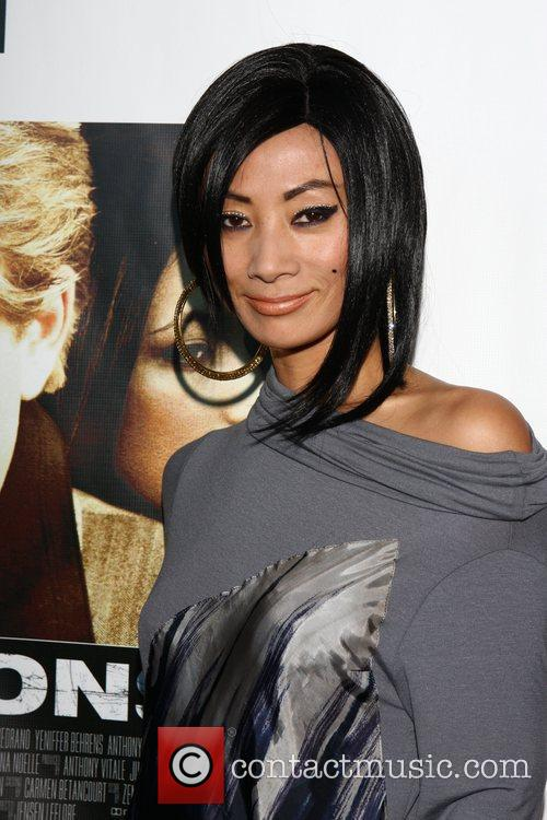 Bai Ling Premiere of 'Decisions' and a Memorial...