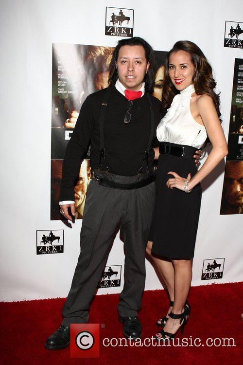 Carlos Ramirez and Guest Premiere of 'Decisions' and...