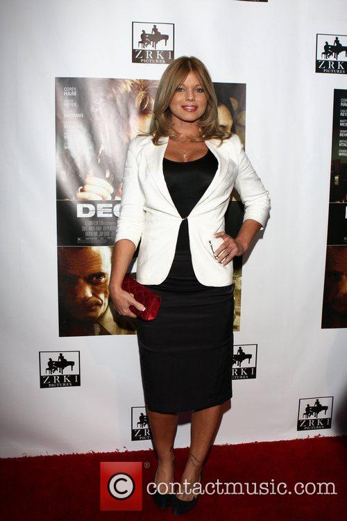 Donna D'Errico Premiere of 'Decisions' and a Memorial...