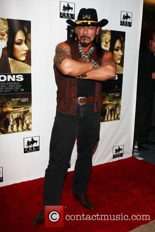 Jesse James Premiere of 'Decisions' and a Memorial...