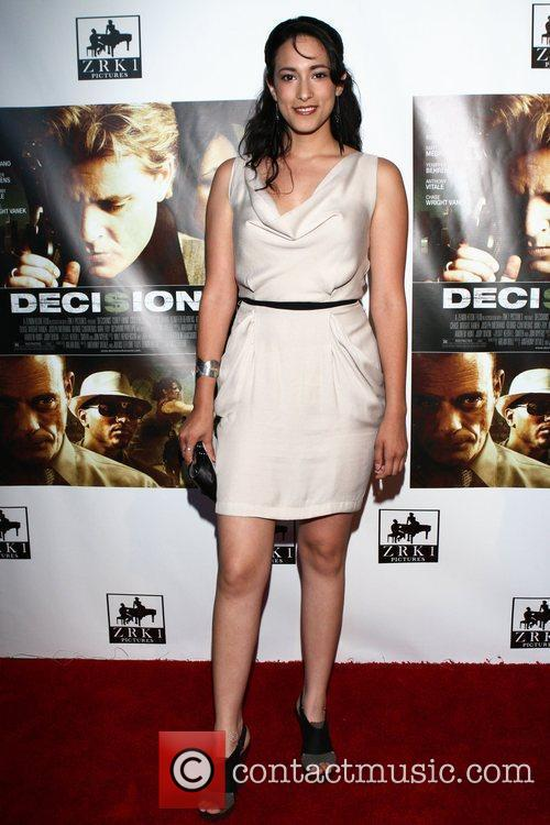 Karina Noelle Premiere of 'Decisions' and a Memorial...