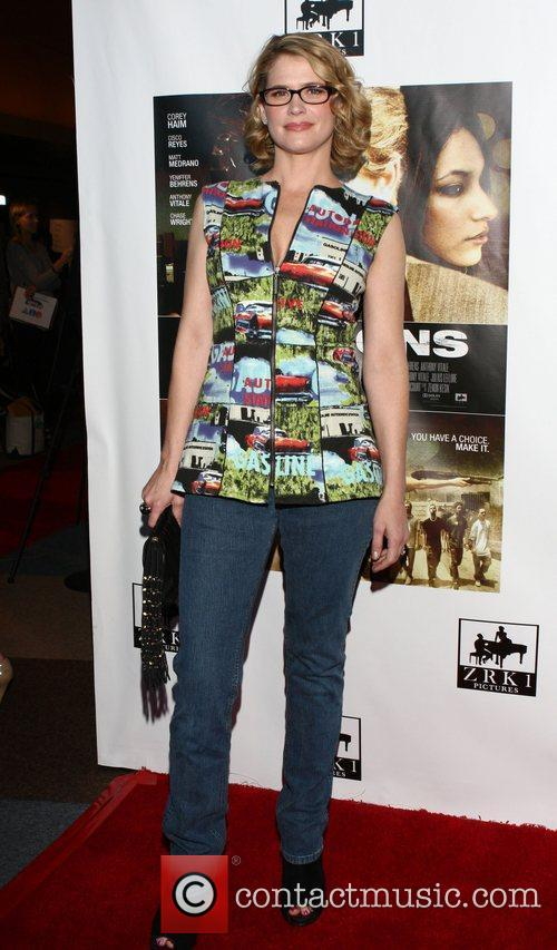 Kristy Swanson Premiere of 'Decisions' and a Memorial...