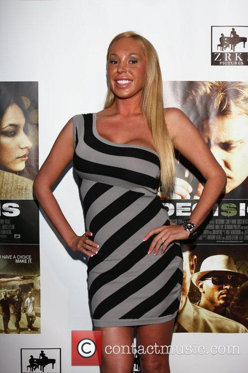 Mary Carey Premiere of 'Decisions' and a Memorial...