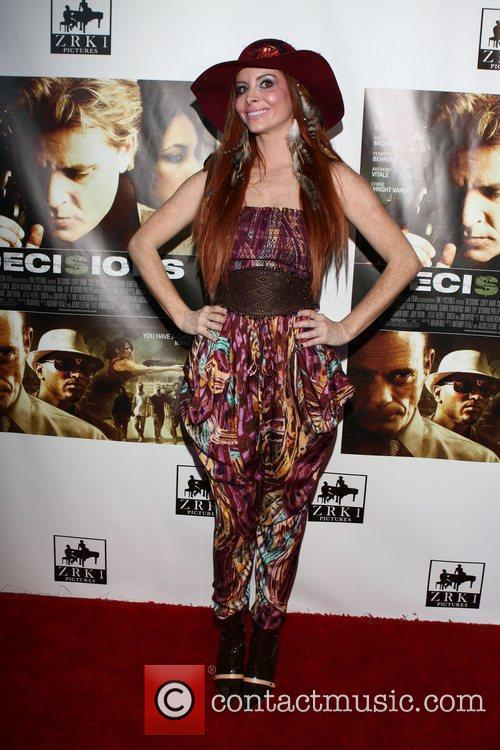 Phoebe Price Premiere of 'Decisions' and a Memorial...