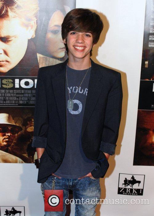 Brandon Tyler Russell  Premiere of 'Decisions' and...