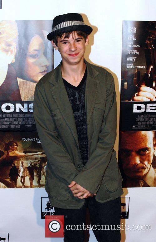 Brendon Eggertsen Premiere of 'Decisions' and a Memorial...