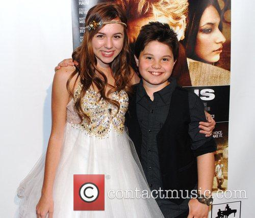Camryn Molnar and Guest Premiere of 'Decisions' and...