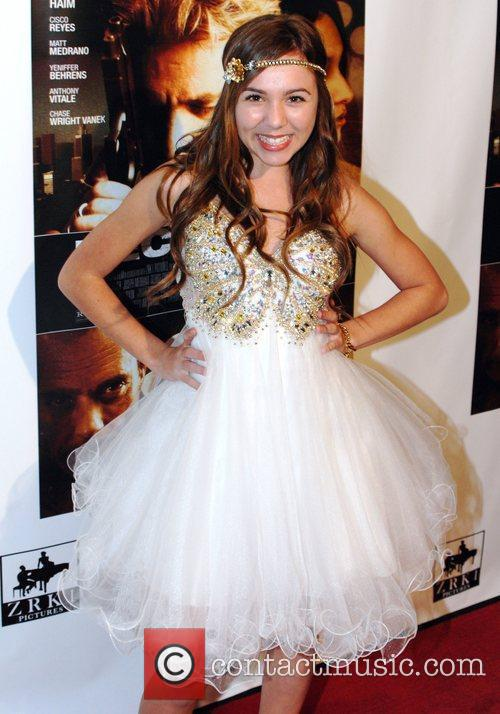 Camryn Molnar  Premiere of 'Decisions' and a...