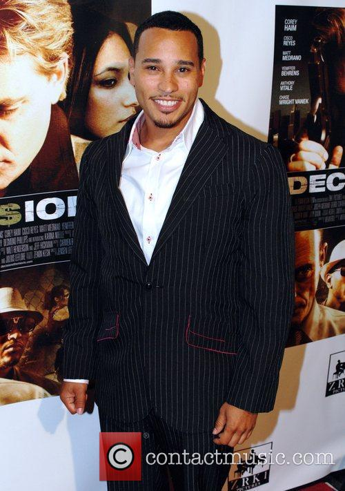 Cisco Reyes Premiere of 'Decisions' and a Memorial...