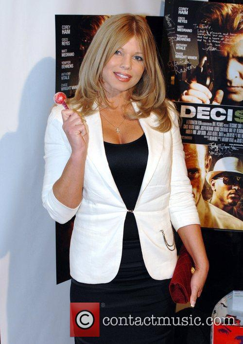Donna DErrico  Premiere of 'Decisions' and a...