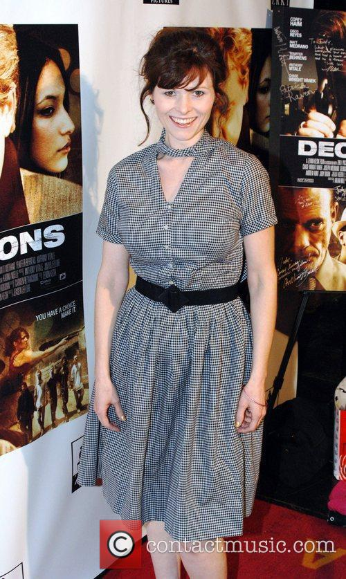 Jorjeana Marie  Premiere of 'Decisions' and a...