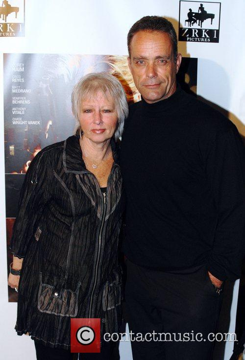Judy Haim and Anthony Vitale Premiere of 'Decisions'...