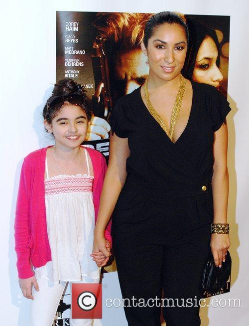 Liana Mendoza and Guest Premiere of 'Decisions' and...